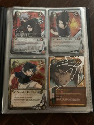 Naruto Card Collection for Sale in Columbus, MS