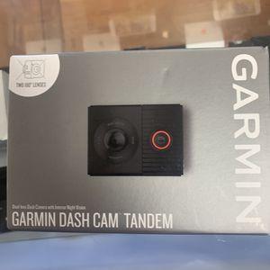 Garmin Dash Cam Tandem Sealed Brand New for Sale in Fort Lauderdale, FL