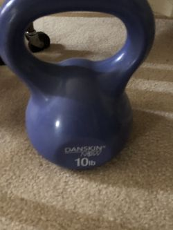 10 Pound Kettle Bell for Sale in Gainesville,  VA