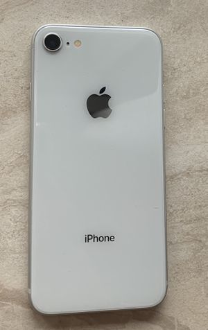 iPhone 8 64gb unlocked for all carriers great condition clean esn iCloud unlocked for Sale in Phoenix, AZ