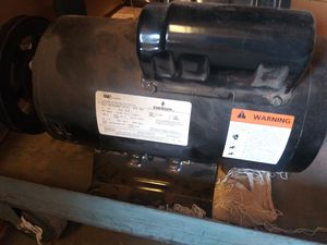 23378805 IR Replacement 5 HP Air Compressor Electric Motor 3450 RPM for Sale in Anaheim, CA