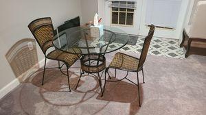 Pier 1 Indoor/ Outdoor Bistro dining set for Sale in Woodbridge, VA