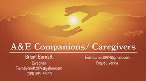 Companions/Caregiver for Sale in Fuquay-Varina, NC