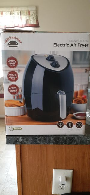 Chefs Kitchen Electronic AirFryer for Sale in Charlotte, NC