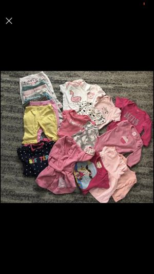 Baby Girl Bundle 6 months for Sale in Riverside, CA