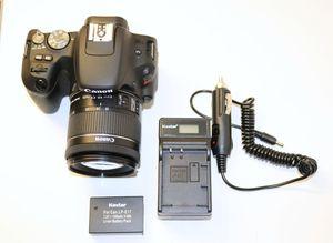 Canon EOS Rebel SL2 DSLR Camera 18-55mm for Sale in Miami, FL