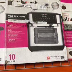 Instant Pot - Vortex Plus 10 Quart Air Fryer Oven - New/Open Box for Sale in Santa Ana,  CA
