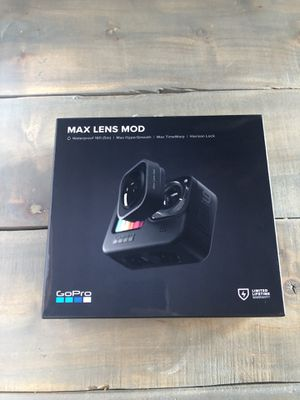 GoPro Hero 9 Max Lens Mod - New / Sealed for Sale in Tempe, AZ