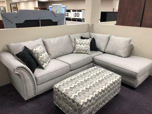 (Please READ) Grey Sectional for Sale in Atlanta, GA