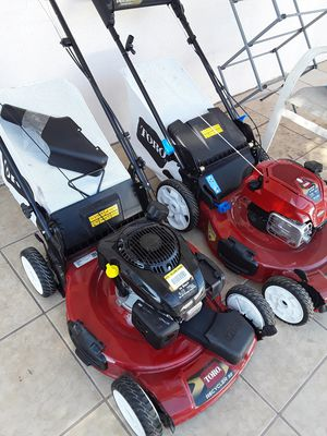 Toro lawn mower for Sale in Banning, CA