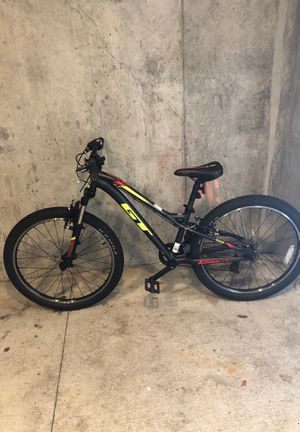 Gt youth mountain bike barely ridden for Sale in Vancouver, WA