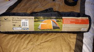 EAGLES CAMP 5×7 TWO PERSON TENT for Sale in Pflugerville, TX