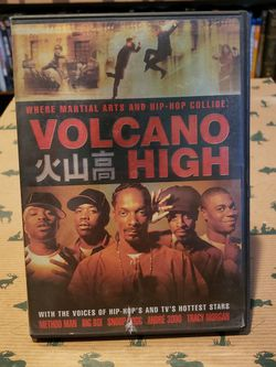 Volcano High DVD for Sale in Kemah,  TX