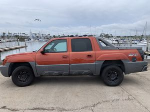 2002 Chevy Avalanche for Sale in Chula Vista, CA