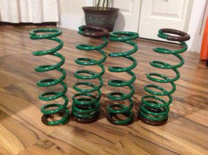 Tein Acura integra lowering springs with shocks for Sale in San Diego, CA