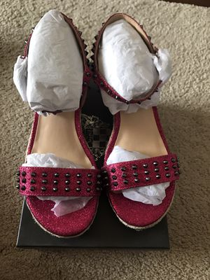 Hot Pink Vince Camuto shoes for Sale in Fairfax, VA