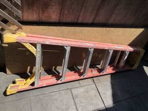 Fiberglass 6 foot ladder for Sale in Richmond, CA