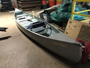 Aluminum canoe for Sale in Indianapolis, IN