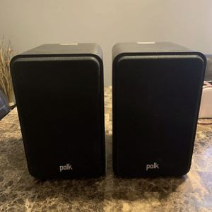 Polk Audio S15 Bookshelf Speakers for Sale in Queens, NY