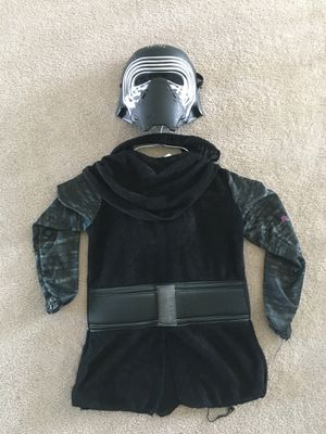 Star Wars - Kylo Ren Halloween costume for Sale in Murfreesboro, TN