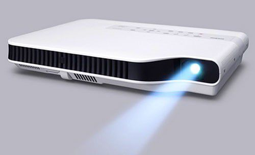 Brand new Casio laser HD projector HDMI