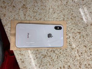 Iphone X 64Gb for Sale in Englewood Cliffs, NJ