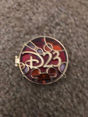D23 commemorative Walt Disney pin for Sale in Surprise, AZ