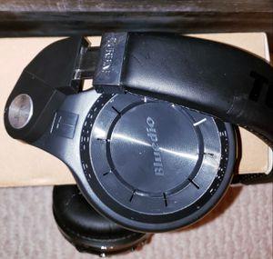 Bluedio T2 Turbine Wireless Bluetooth Headphones (Black) for Sale in Largo, FL