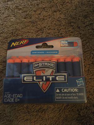 Nerf gun pellets for Sale in Conyers, GA