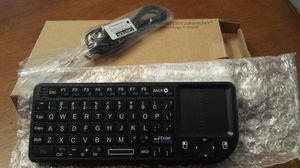 Mini Wireless Keyboard with TouchPad for Sale in Weston, FL