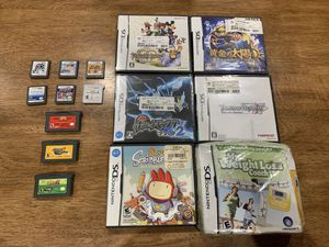 Nintendo DS, 3DS, and Gameboy Advance Games (Read Description for Prices) for Sale in Newark, CA