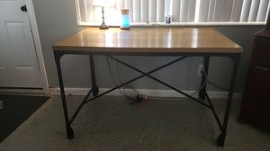 Table/Computer Desk for Sale in Hollywood, FL