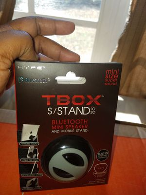 T-box Bluetooth mini speaker for Sale in Avon Park, FL