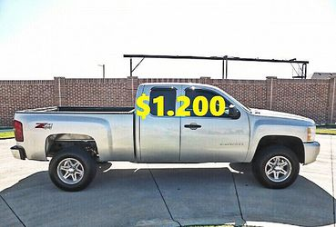 ❤️🙏2011 Chevrolet Silverado♣Power Windows🙏❤️ ersdf for Sale in Washington,  DC