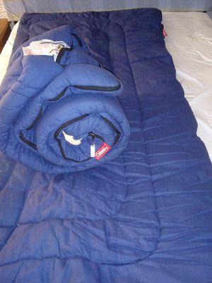 2 Coleman sleeping bags for Sale in Meriden, CT