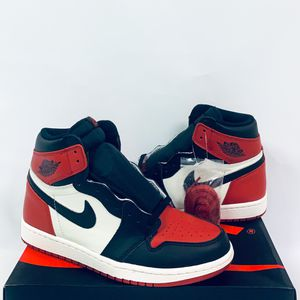 Jordan 1 Retro 'Bred Toe' for Sale in Vienna, VA
