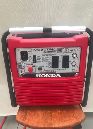 "HONDA "" INDUSTRIAL"" INVERTER 🎆 for Sale in Rosemead, CA"