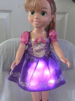 Rapunzel Doll for Sale in Orange,  CA