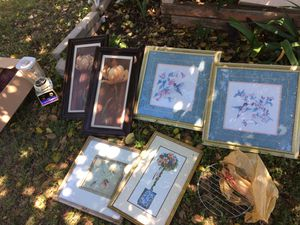 Pictures, Blander, Grill - all for $20 for Sale in Fort Worth, TX