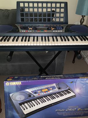 YAMAHA PSR-262 KEYBOARD SET ! for Sale in Parkville, MD