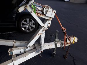 Boat trailer for sale. Has brakes. In good condition. for Sale in Hayward, CA