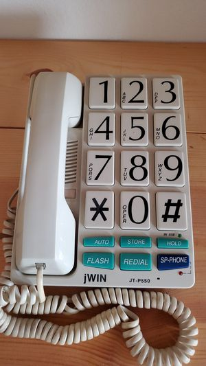 Large Key Programmable Corded Telephone/Speakerphone for Sale in Chandler, AZ