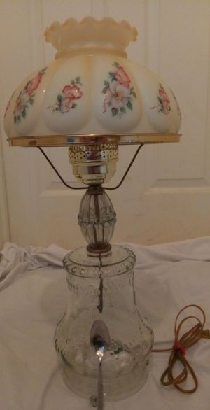BEST OFFER 2 Beautiful Antique Lamps for Sale in Delaware, OH