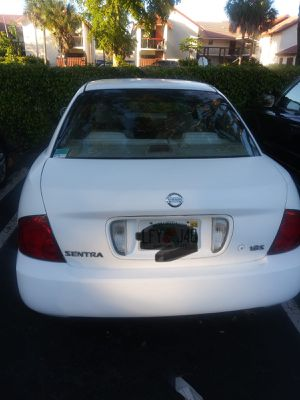 Nissan Sentra 2004 79k miles for Sale in Pompano Beach, FL