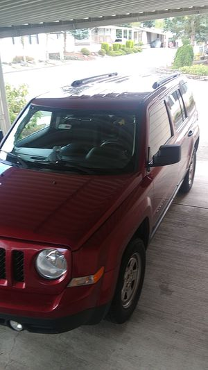 2013 Jeep Patriot for Sale in Kent, WA
