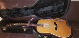 Takima G Series Guitar with case for Sale in Baltimore, MD