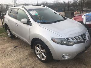 Nissan Murano Parts for Sale in Dallas, TX