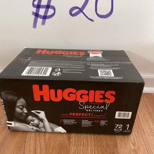 Huggies Talla 1 for Sale in Cumming, GA