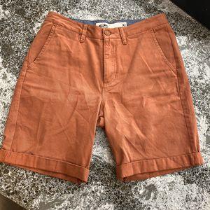 Vans, Orange Men's Shorts, Size 30 for Sale in Chandler, AZ