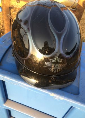 Harley Davidson Motorcycle Helmet for Sale in Hanford, CA